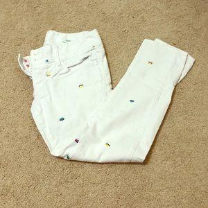 Lilly Pulitzer fish pants